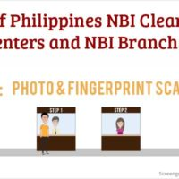 List of Philippines NBI Clearance Centers and NBI Branches 2018