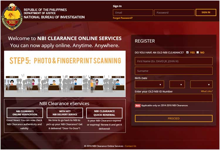 How to Renew NBI Clearance Online 2019 - Philippine Clearances